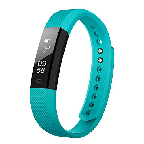 Fitness Tracker, Letscom Fitness Tracker Watch with Slim Touch Screen and...