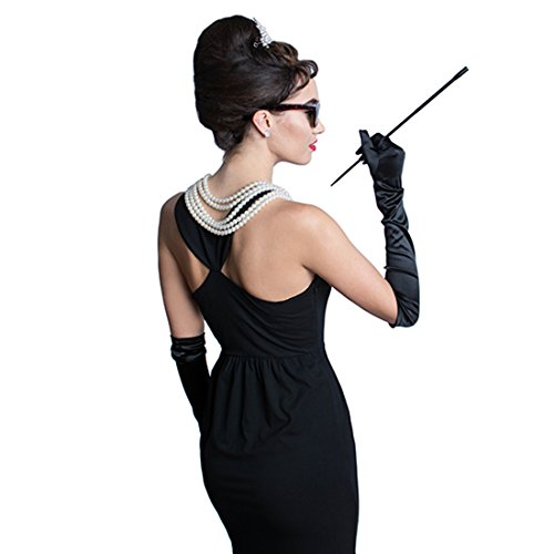 Audrey Hepburn - the Original ''Breakfast at Tiffany's'' Complete Costume Set (L) w/Gift Box by Utopiat (Image #2)