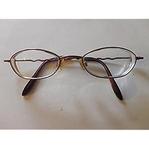 purple prescription eyeglasses for far ( XN 102 130 mm)