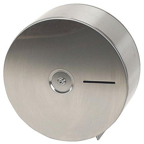 Jumbo Bath Tissue Dispenser, 12In Cap