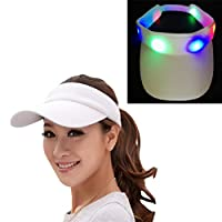 Luwint LED Glow Blink Clothing Accessories Lights Up Costume Show Prop Toy for Boys Girls Birthday Party