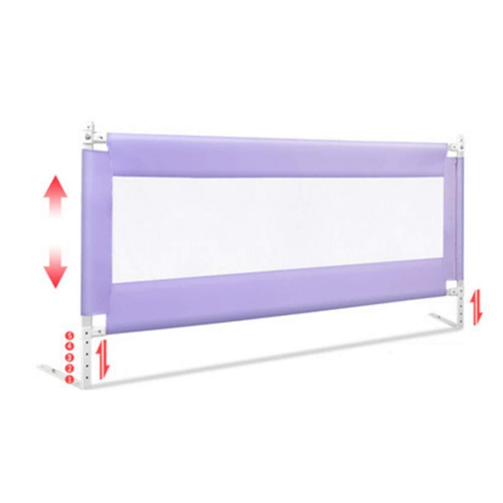 NAN liang ベッドレール、ポータブル折り畳み式ベッドガード子供幼児安全サイドレールの高さロックバックルで調節可能 (サイズ さいず : 180cm) 180cm  B07KCVJ5K8