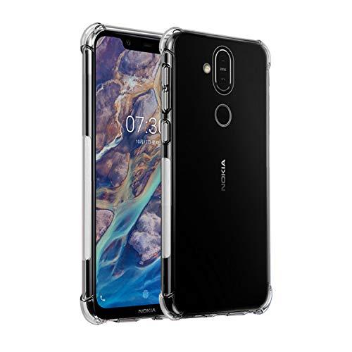 SCL Case Compatible with Nokia 8.1/7.1 Plus, SCL...