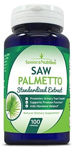 Sonora Nutrition Palmetto Standardized Capsules