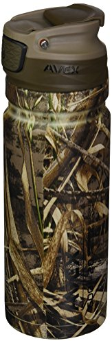 Avex Recharge 20oz Autoseal Stainless Steel Thermal Bottle Max 5 Realtree Camo
