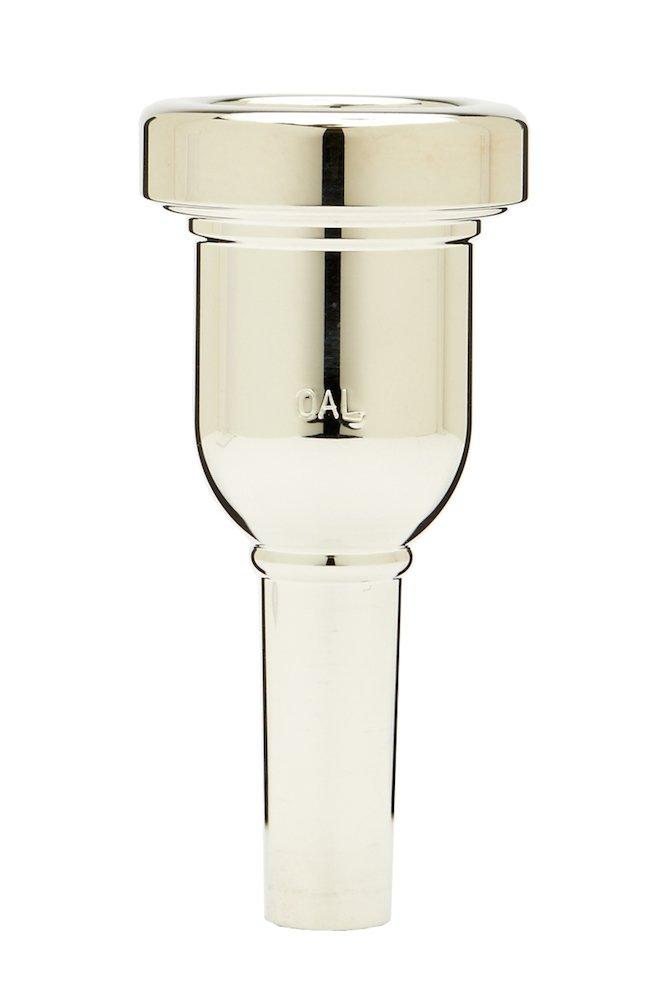 Denis Wick DW6880-0AL Heavytop Silver-Plated Bass Trombone Mouthpiece