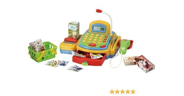 Playgo My Cash Register - Caja registradora de juguete: Amazon.es: Juguetes y juegos