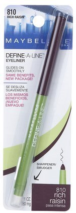 Maybelline Define-A-Line Eyeliner - Rich Raisin