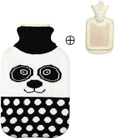 Fancy Kürbis-Wärmflasche mit Bezug zur Wärme- und Kälteentlastung