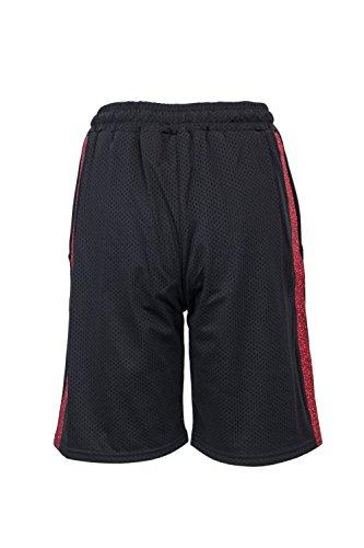 Pyrex Mujer Pantalones Negro Pantalones Pyrex Mujer Cortos Cortos Negro 1qpwH6S