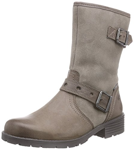 the latest 35f09 46bd4 Superfit Girls' Heel Biker Boots: Amazon.co.uk: Shoes & Bags