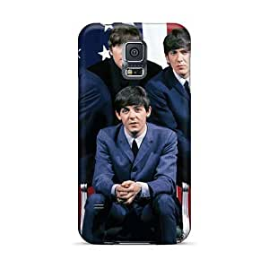 IanJoeyPatricia Samsung Galaxy S5 Protector Hard Cell-phone Case Customized Beautiful The Beatles Series [QWE6050gCTM]