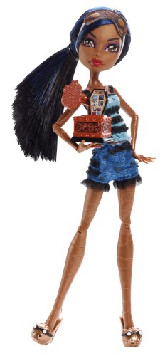 Monster High Dead Tired Robecca Steam Doll