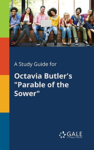 """A Study Guide for Octavia Butler's """"Parable of the Sower"""" -  Cengage Learning Gale, Paperback"""