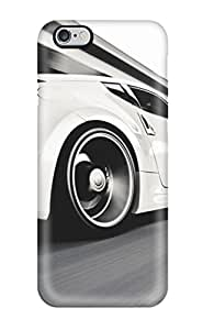 Iphone 6 Plus Case Cover - Slim Fit Tpu Protector Shock Absorbent Case (nissan Gt-r 3453521) by icecream design