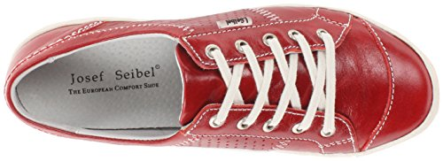 Josef Seibel Women's Caspian Fashion Sneaker Red 18YibvHHTz