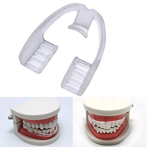 Anti Grinding Teeth Protector for Kids Adults Pack of 3 Food Grade Night Mouth Care Not Toy by MeMo Toys