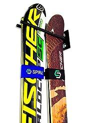 StoreYourBoard Ski Wall Storage Rack, St...