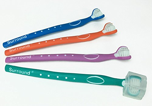 Surround Toothbrush (Pack of 4)