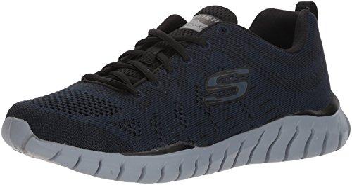 0 nero Synergy 2 Skechers donna Navy Sneakers da xFvPvwq