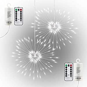 Amazon Com Buways 2 Pack Starburst Lights Dimmable