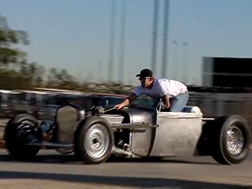 Hot Rod Havoc Vol 3 (Anthony Pocket)
