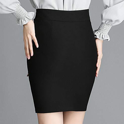 Noir Crayon Haute girl Jupe Femme Da1138 Mini Taille E f6gby7