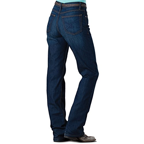 Cinch Apparel Womens Jenna Relaxed Fit Jeans 15 X-Long Denim (Cinch Relaxed Fit Jeans)