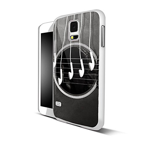 Guitar Wallpaper for iPhone and Samsung Galaxy Case (Samsung Galaxy S5 white)