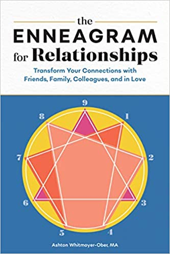 Book Cover - Learning about The Enneagram