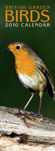 British Garden Birds 2010 Slimline