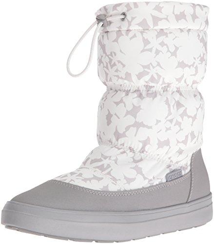 Crocs Botines Bianco Mujer para Ldgeptpullonbtw Oyster YrnPFY