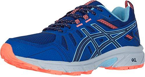 ASICS Women's Gel-Venture 7 Running Shoes, 5, Blue