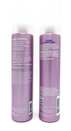 Enjoy Sulfate-Free Luxury Shampoo and Conditioner Duo (10.1) by EN Joy (Image #1)
