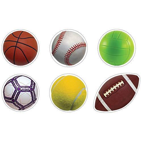 Edupress Sports Accents (EP63124)
