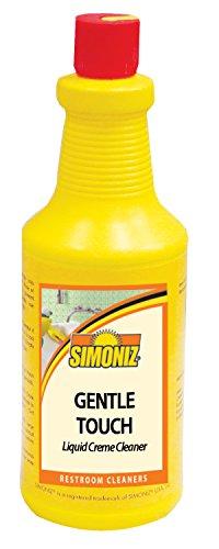 Simoniz G1325012 Gentle Touch Liquid Crème Cleanser, 32 o...