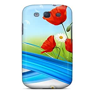 High-quality Durable Protection Case For Galaxy S3(garden So Bright)