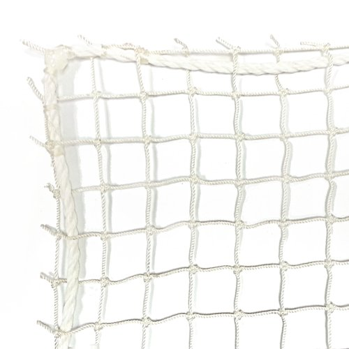 Dynamax Sports Golf Practice/Barrier Net, White, 10X20-ft by Dynamax Sports (Image #1)
