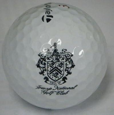 36 Taylor Made AAAAA MINT (Donald Trump National Golf Club LOGO) Golf Balls