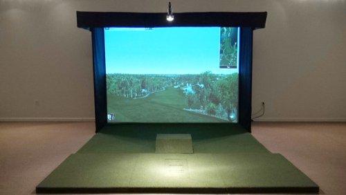 TruGolf Golf Simulator Studio