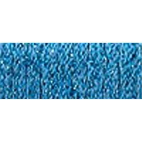 Kreinik Very Fine Metallic Braid #4 12yd-Blue VF-006