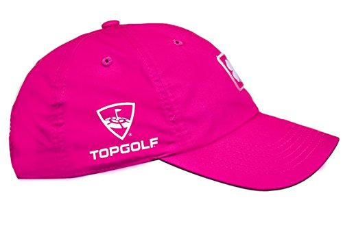 Black Clover Live Lucky For U 4 Breast Cancer Pink With Topgolf Logo