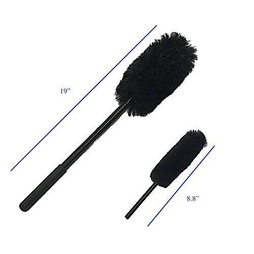 DUMI D15B and D820 Wheel Woolies Wheel Brushes Kit Wheel Brush
