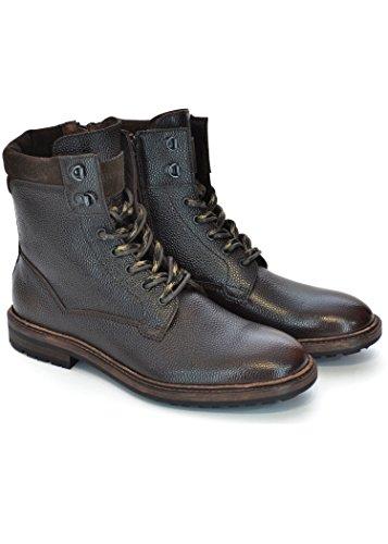 HUGO BOSS stivali di pelle uomo