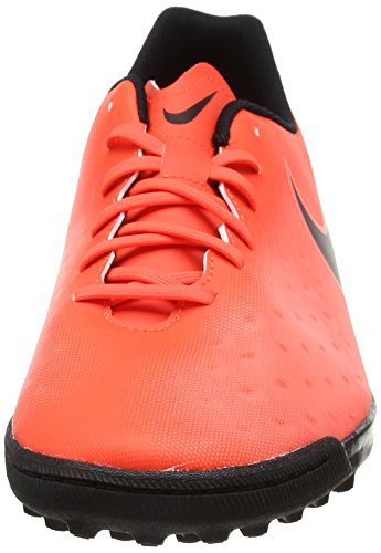 Nike Herren Magistax Ola Ii Tf für Fußballtrainingsschuhe Orange (Total Rouge Crimson/black-bright Mango)