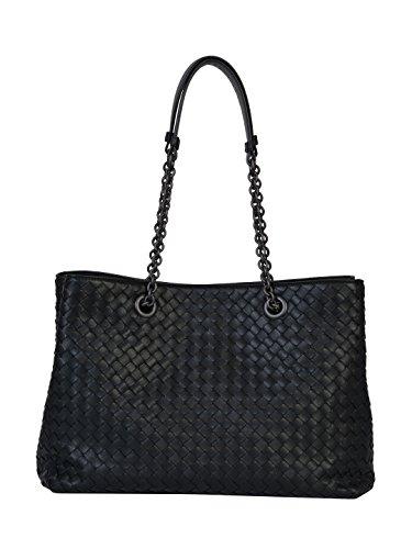 bottega-veneta-womens-428052v00168175-black-leather-tote