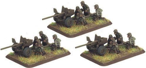 UBX67 Flames of War Late War US Parachute 57mm Anti-tank Platoon