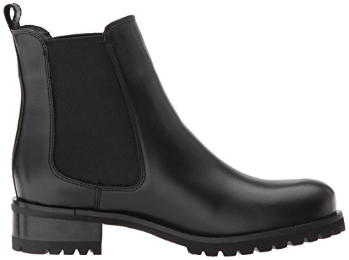 La Canadienne Women's Cleo Leather Fashion Boot Black Leather jucqdg