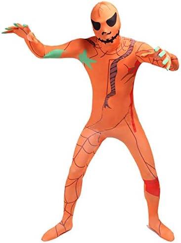 FYBR - Disfraz de Calabaza para Halloween – Adulto Unisex Hombres ...