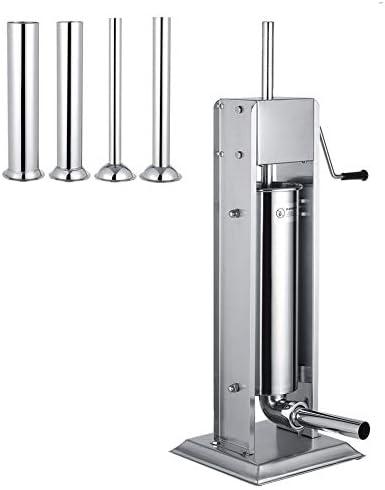 Fabricant de saucisses verticales, poussoir de saucisses, poussoir de saucisses en acier inoxydable